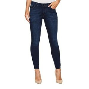 DL1961 Angel Mid Rise Dark Skinny Ankle Jeans 28